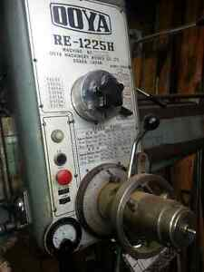 OOYA 1225H Radial Arm Drill Press Prince George British Columbia image 1