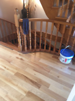 Professional Hardwood Laminate Flooring Installs