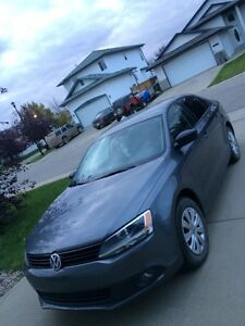 STILL UNDER WARRANTY 2013 VW Jetta