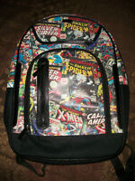 Marvel Comics Backpack