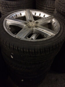 225/40R18 Ironman + roues