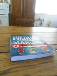 Complete Canadian fishing manual