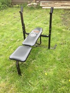 BENCH PRESS FOR SALE!!! Cornwall Ontario image 1