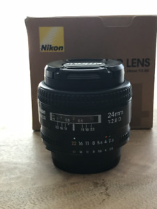 Nikon 24mm 2.8 D FX