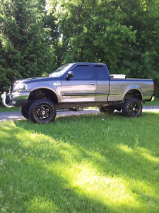 2003 Ford F150 heritage edition