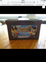 Jeux Rare GAME BOY ADVANCE Rare Games