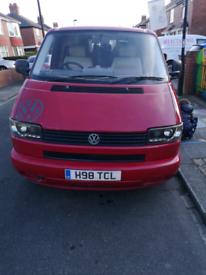 Vw t4 campervan 1997