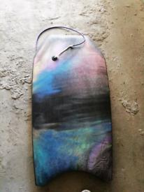 Surfer body board