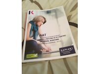 AAT Accounting textbook