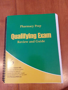 Misbah Pharmacy Qualifying Exam Review Books