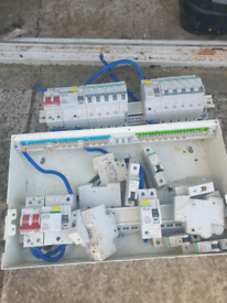 Crabtree Fuse Board for parts and spares
