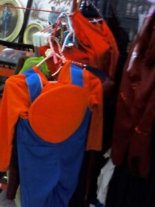 Halloween Costumes/HEARTBEAT Thrift Store/BayView Mall