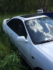 Salvage inspection required! 95 Acura integra!