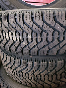 195 65 15 winter tires x4