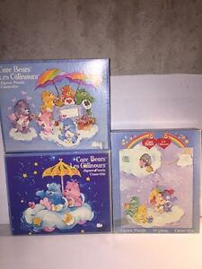 Care Bears puzzles. NEW!!