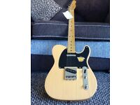 Squire CLASSIC VIBE telecaster. As New with original box
