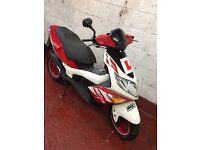 P-GO G MAX 50cc BREAKING FOR SPARES