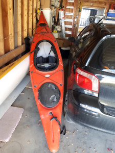 Kayak; Like new Elie Strait 120
