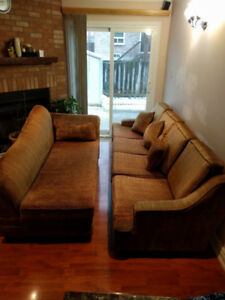 Two Sofa's  for sale