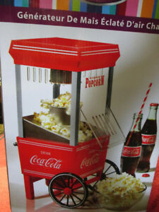 BELLE MACHINE A POPCORN COCA COLA