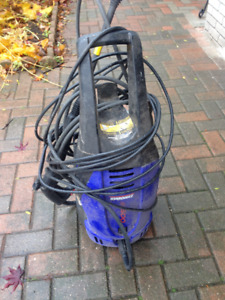 Simoniz S1500 Power Washer for sale