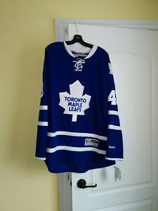 Autographed Nazem Kadri Official NHL Hockey Jersey