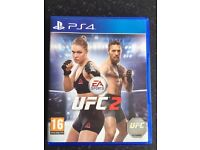 UFC2 (2016) PS4