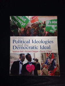 Political Ideologies and the Democratic Ideal (9th Edition)