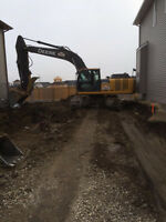 Finish Excavator Operator Looking For Work