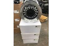"""18"""" alloy wheels Alloys Rims tyres tyres 5x100 5x120 vw Volkswagen Audi BMW"""