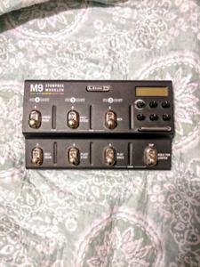 Guitar pedal Line 6 Stompbox Modeler