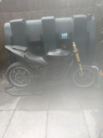MOTORBIKE FRAME WITH V5 PROJECT