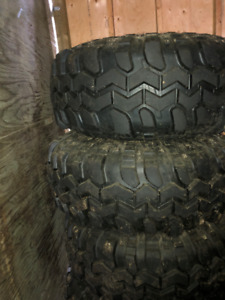 swamper tires  8 stud gm 43x14.50x16.5