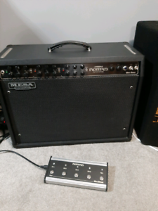 Mesa Boogie/Fender/Orange