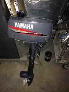 2 HP 2003 yamaha outboard $500 FIRM