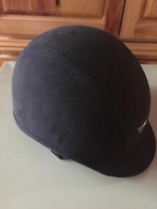 IRH Riding helmet, size 7 1/4 (59)