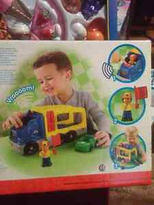 Brand new little people sound truck for $25. Windsor Region Ontario image 3