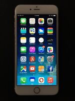LIKE NEW UNLOCKED MINT iPhone 6 Plus - 64 GB