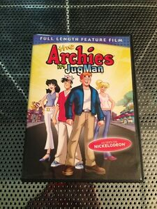 The Archie's full length movie on dvd