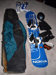 COMPLETE Snowboard Outfit...GREAT CONDITION !!!
