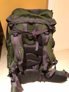 MEC Ibex 80 backpack in mint condition.