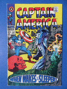 Captain America - Lot of 4 - 101, 102, 103, 104