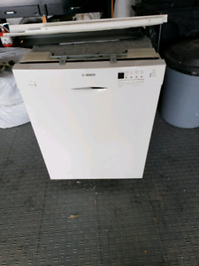Bosch dishwasher as is for parts