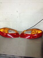 PORSCHE BOXSTER TAILLIGHTS OEM GREAT CONDITION $100