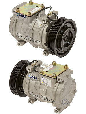 AC A/C Compressor Fits: 1993 94 95 96 97 1998 Jeep Grand Cherokee V8 5.2L ONLY