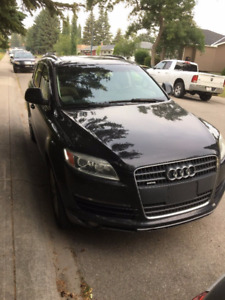 2007 Audi V8 quattro Turbo Q7 Black SUV Crossover 4.2 nav loaded