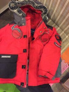 Souris mini snow suits size:3ans