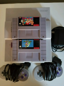 Super nintendo for sale or trade
