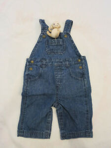 NEW - Gymboree Boy Blue Overall (Boy 3 - 6 months)