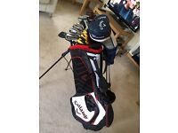 Golf clubs great condition